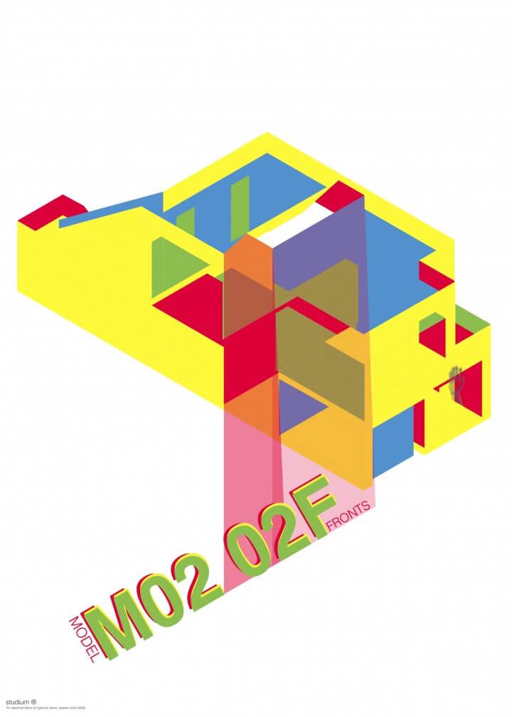 A Casa Portuguesa® M02 02F . the UNBUILT series