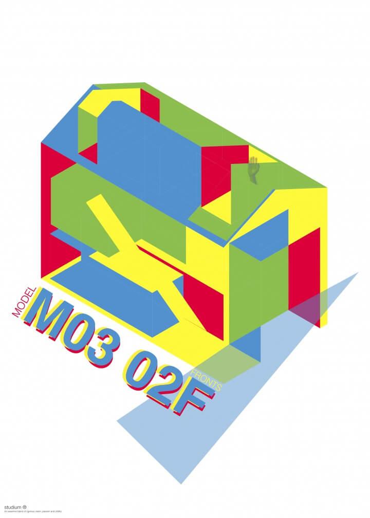 A Casa Portuguesa® M03 02F . the UNBUILT series