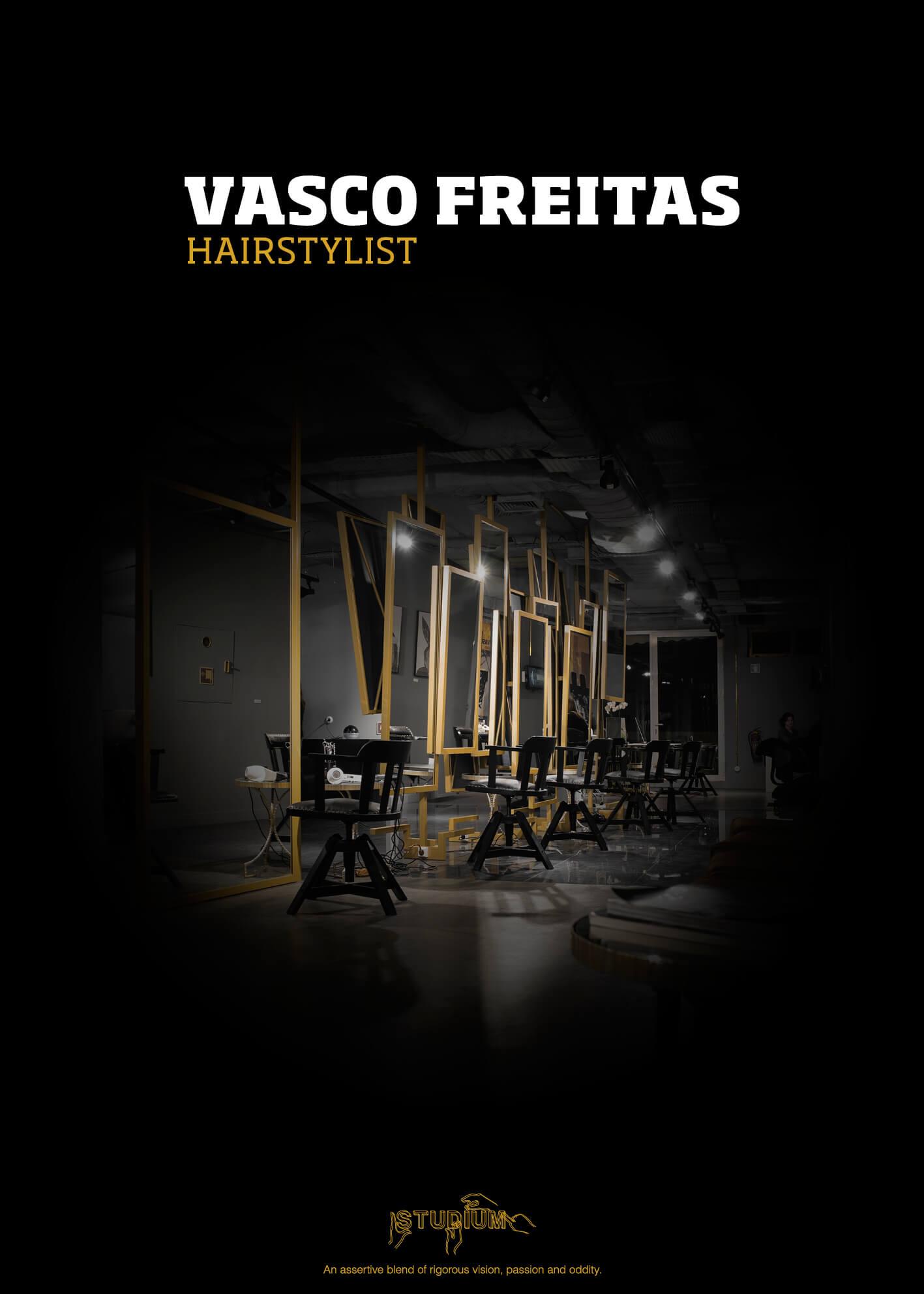 Vasco Freitas . hairsalloon