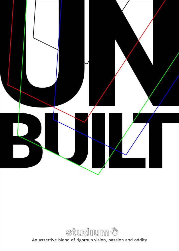 the UNBUILT series